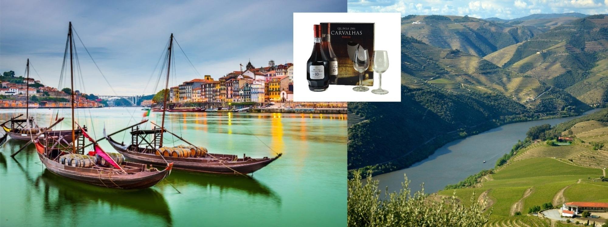 Porto és a Douro völgye